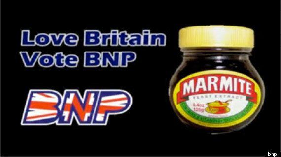 Ukip Party Slogan Is Rehash Of BNP's 'Love Britain'