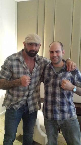 Royal Ramblings: Meeting Batista, Guardian of the