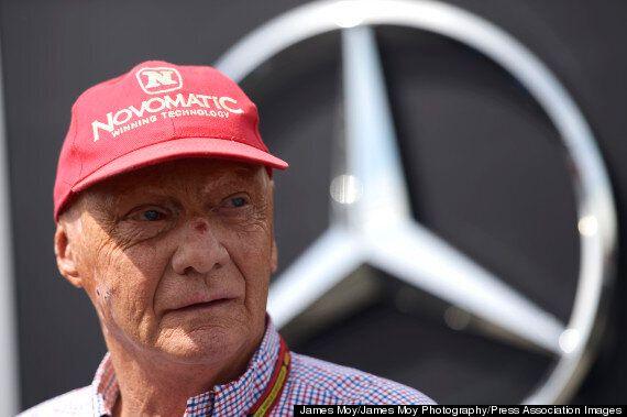 Niki Lauda Apologises For 'S*** Ferrari'