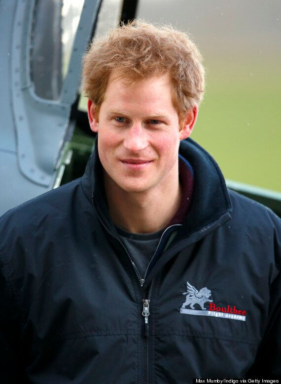 Prince Harry To Make Appearance At We