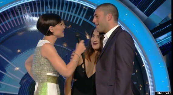 'Big Brother': Steven Reunites With Kimberly After Leaving In Live Eviction