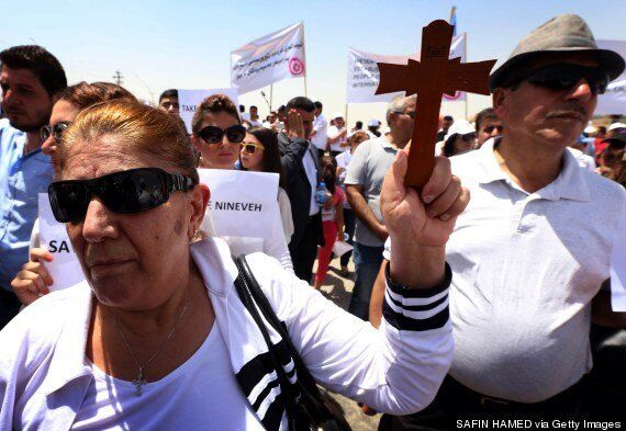 ISIS Purge Christians In Iraq: 'Bishop Of Baghdad', Andrew White Says 'The End Is Very