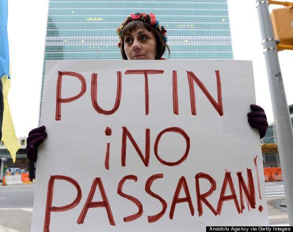 Ukraine Warns Of Russia War, As Putin Remains