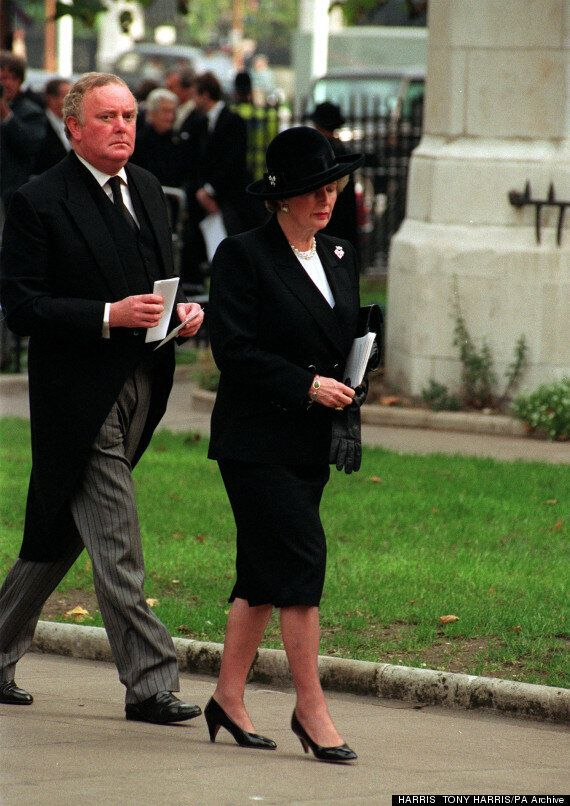 Margaret Thatcher 'Told Of Sir Peter Morrison Paedophile