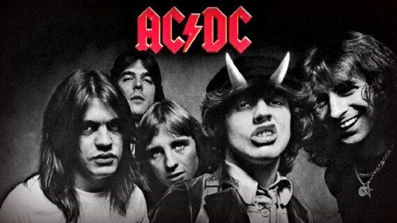AC/DC - One Fan's Front Row Dealings With the