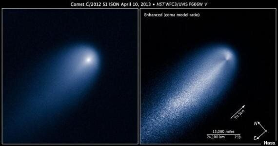 'Comet Of The Century' Is Probably Disintegrating