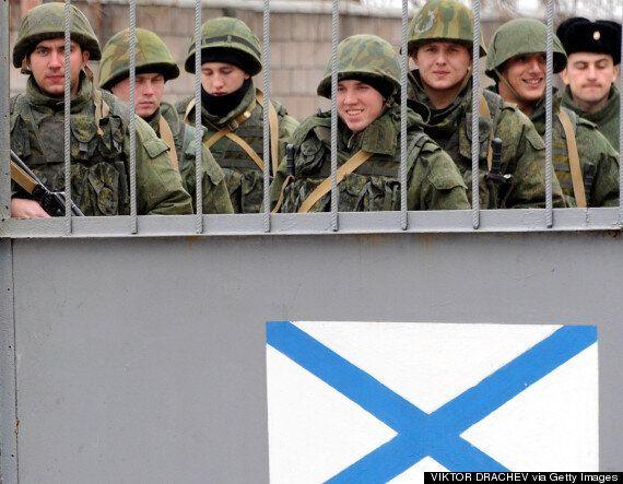 Russia Has 'Complete Control' Of Crimea, US