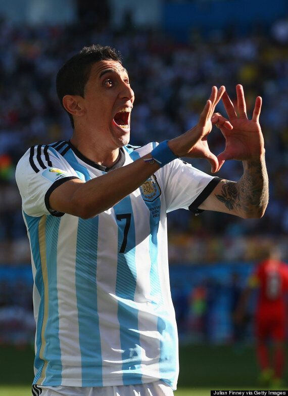 Angel Di María Wants Manchester United Move - Transfer