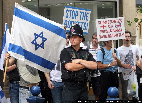 Anti-Jewish Attacks On The Rise In Britain During Israel-Gaza