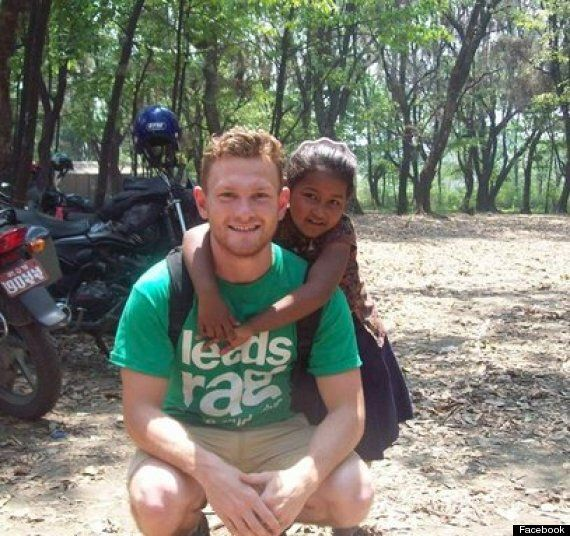 MH17 Crash Victim Richard Mayne's Charity Page Flooded With £14k Of Generous