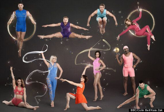 'Tumble': First Photo Of Gymnastics Show Line-Up Revealed, Starring Lucy Mecklenburgh And 'EastEnders'...