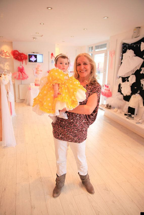 'Blinging Up Baby' Explores Mums Who Splash Cash On Tiaras And Spray Tans For Toddlers (Clip,