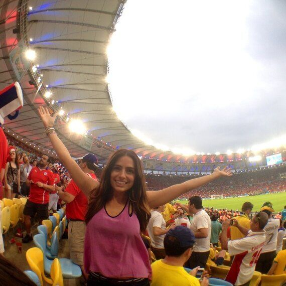 The World Cup Waves Ripple