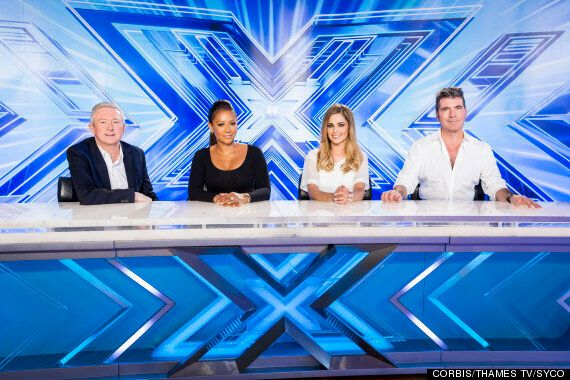 'X Factor' 2014: David Walliams To Join Simon Cowell For Judges' Houses