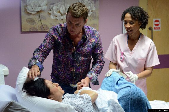'EastEnders' Spoiler: Kat Moon Goes Into Labour During Hospital Visit