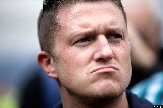 EDL Leader Tommy Robinson Quits Group, Saying He Can No Longer Control Extremist