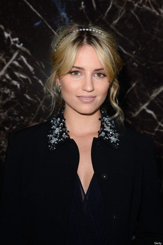 'Glee' Star Dianna Agron Deliberately 'Excluded' From Cory Monteith Tribute