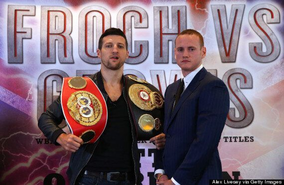 Carl Froch V George Groves Rematch To Be Held At