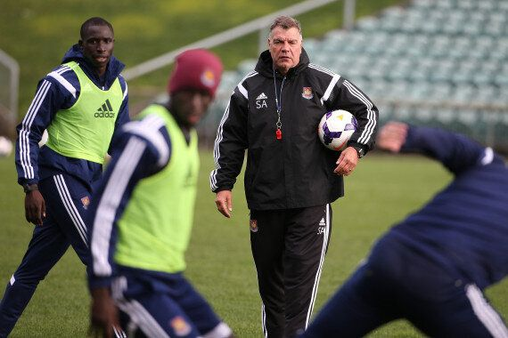 West Ham Co-Chairman David Gold Blames Sam Allardyce Twitter Gaffe On