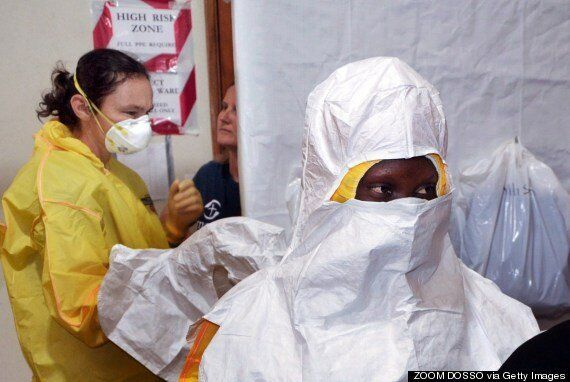 Man Tested For Ebola In Birmingham As Fears Grow That Virus Could Spread Across