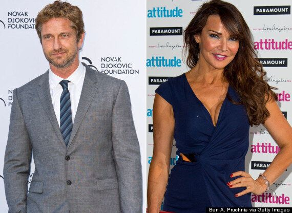 Gerard Butler And Lizzie Cundy 'Strike Up Unlikely Romance' Following Date At Chiltern