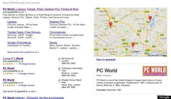 Google 'PC World' And You'll Get A Surprise (Which Is Really Bad News For PC