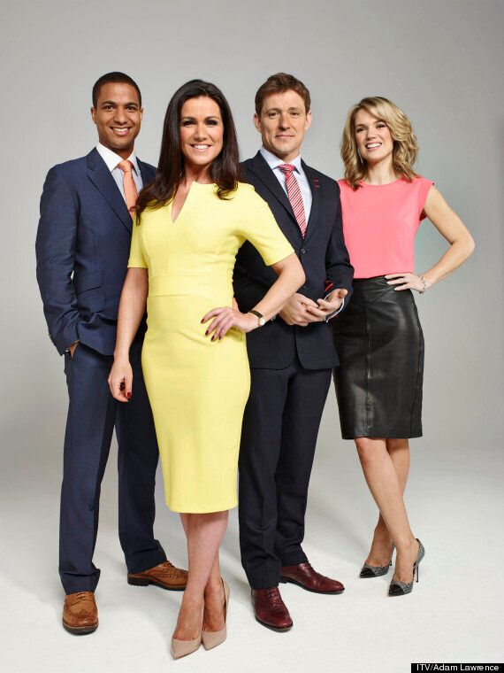 'Susanna Reid And 'Good Morning Britain' Can Turns Thing Around', According To Richard