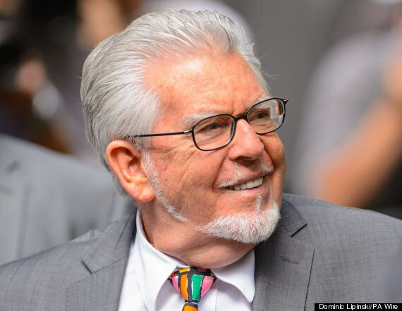 Rolf Harris Plaque Gets To Stay (Despite Being Stolen) As Appeal Review Is