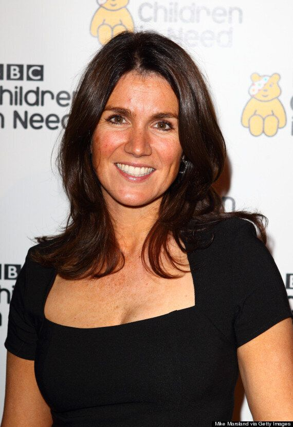 Susanna Reid Takes To Twitter To Share Excitement For New ITV 'Good Morning Britain'