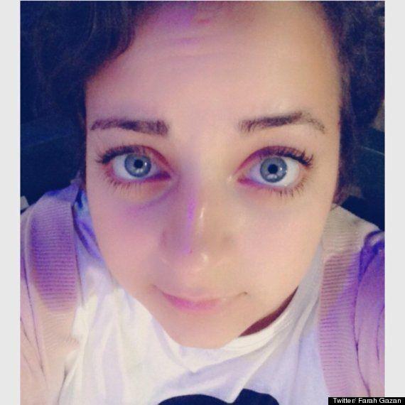 Palestinian Teenager Farah Gazan Is Live Tweeting From Gaza