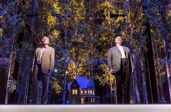 Dark, Disturbing and Extraordinary. Review: The Nether, Royal Court