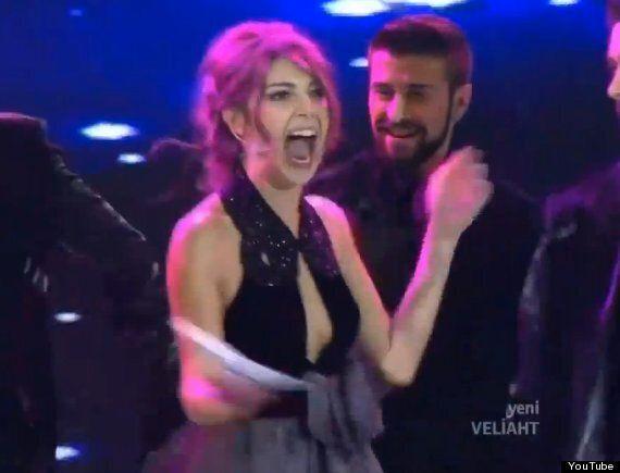 Gözde Kansu, Turkish TV Presenter, Fired For Wearing Low-Cut