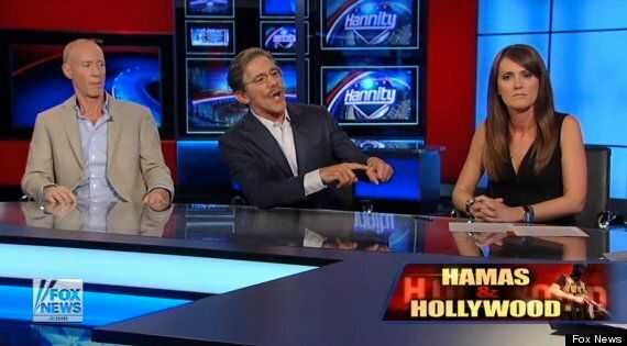 Sean Hannity's Response To Russell Brand Over Gaza Will Make Your Blood