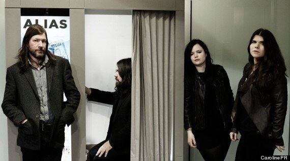 Magic Numbers' Debut 'END' From New Album 'Alias' - A 'Harder, Rockier Sound' Says Frontman Romeo Stodart