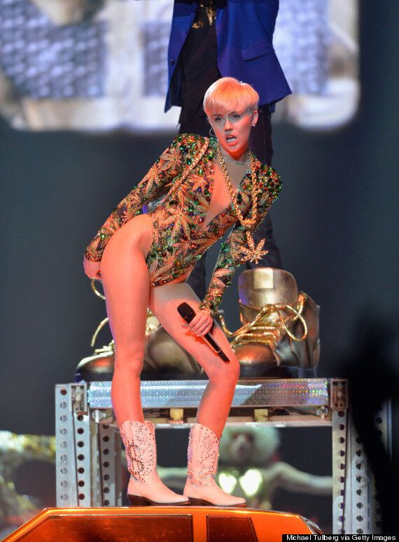 Lily Allen Compares Miley Cyrus' 'Bangerz' Show To Oasis And The Stone