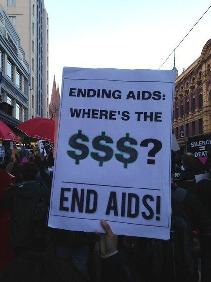 AIDS2014: Ambition and Optimism - But Also a Serious Reality