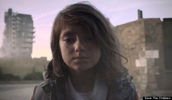 If London Were Syria: Harrowing Save The Children Video Shows Impact Of War On A Single