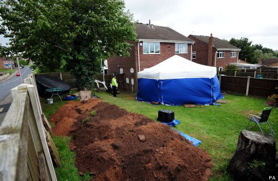 Bodies Unearthed In Back Garden Of Mansfield House After Elderly Couple 'Disappeared' in