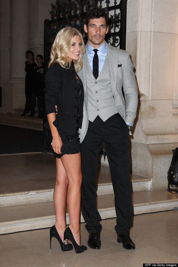 David Gandy Back Together With Mollie King? Model Reportedly Dating The Saturdays Singer Two Years After