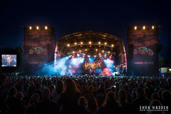 15 Mins With Bloodstock Festival Booker, Vicky