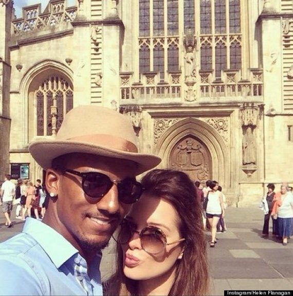Helen Flanagan Wants To Marry Scott Sinclair... But Would Like A Baby Before Their