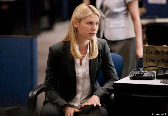 'Homeland' Episode 2 Review - Uh. Oh. Ah: Carrie Thrown Under The Bus By The