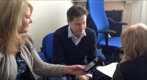 What's Nick Clegg Going to Do After He Leaves