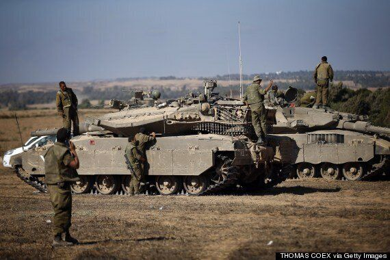 Israel Withdraws Most Ground Forces From Gaza Ahead Of