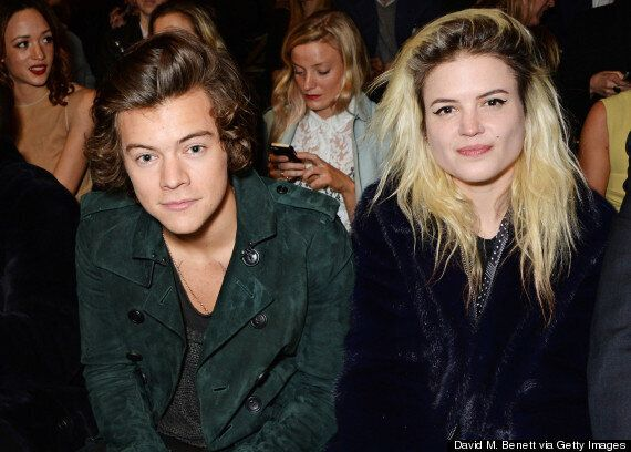Harry Styles Reportedly Gets 'Touchy-Feely' With 'The Kills' Singer Alison