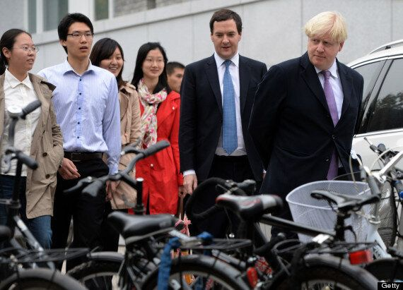 No Limit On Chinese Students Studying In UK, Says George