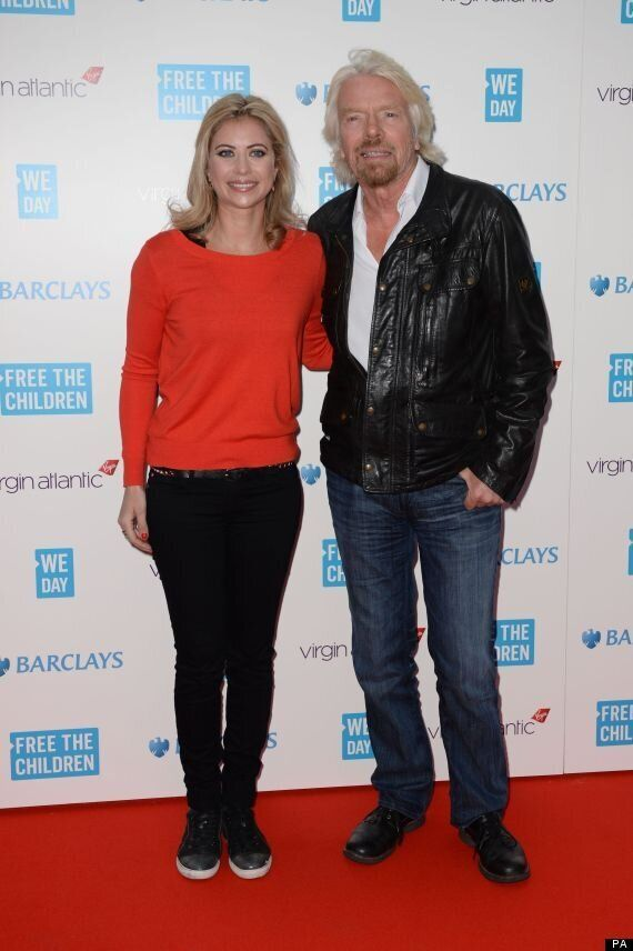 We Day UK: Richard Branson Reveals He Is Glad He Has Dyslexia, Although Childhood Was