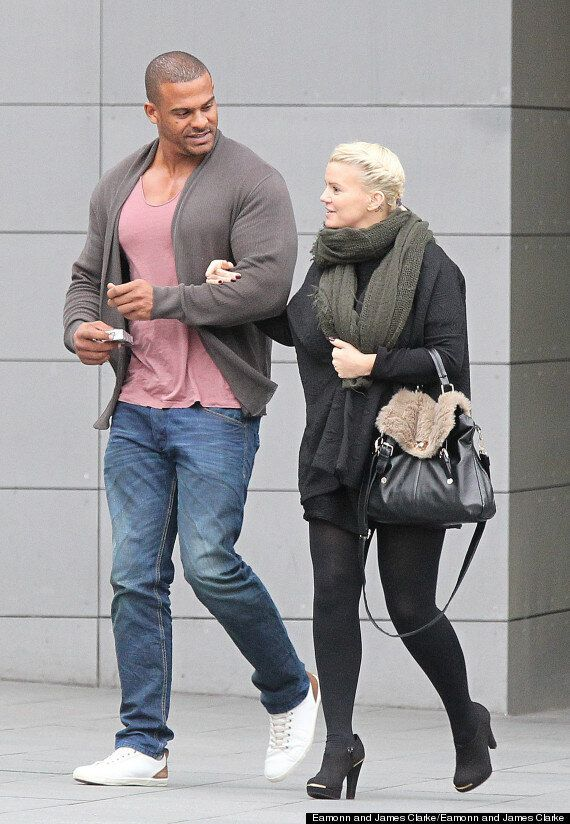 Kerry Katona And Fiancé George Kay Planning For Another Baby After September