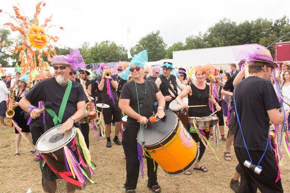 Five Womad Festival 2014