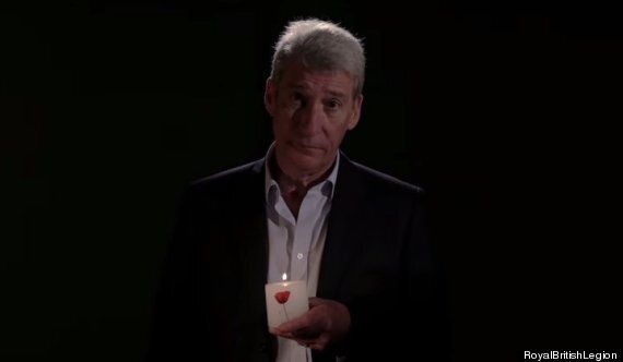 Jeremy Paxman, David Gandy Join #LightsOut Campaign To Mark First World War Centenary Across